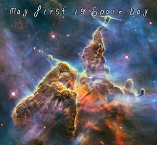 May First is Space Day