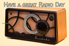 Have a great Radio Day