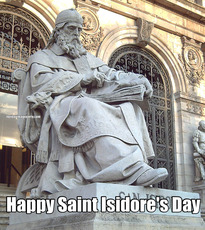 Happy Saint Isidore's Day
