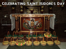 Celebrating Saint Isidore's Day