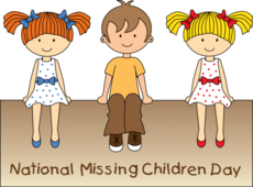 National Missing Children Day