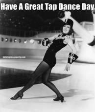 Have A Great Tap Dance Day