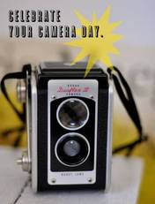 Celebrate your camera day