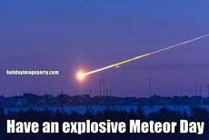 Have an explosive Meteor Day
