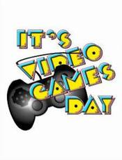 It's Video Games Day