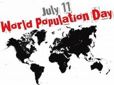 July 11 World Population Day