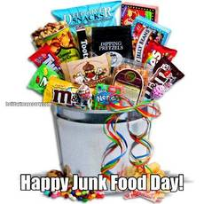 Happy Junk Food Day!