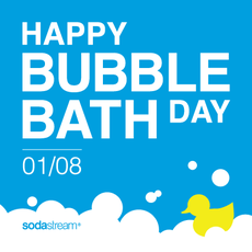 Happy Bubble Bath Day