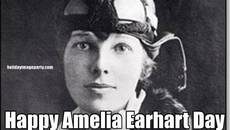 Happy Amelia Earhart Day