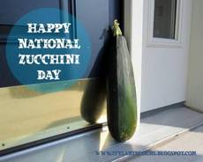 Happy National Zucchini Day