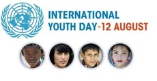 International youth day 12 August