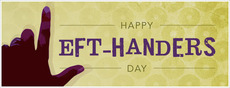 Happy Left-Handers Day