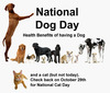 Search national dog day